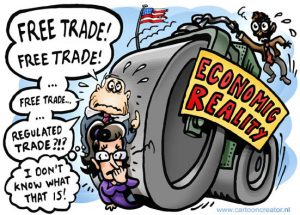 is free trade good or bad